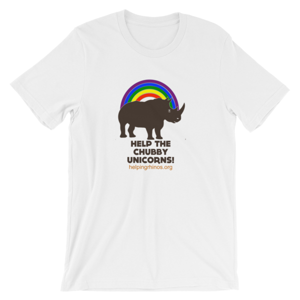 Launching the Help the Chubby Unicorns online store at https://www