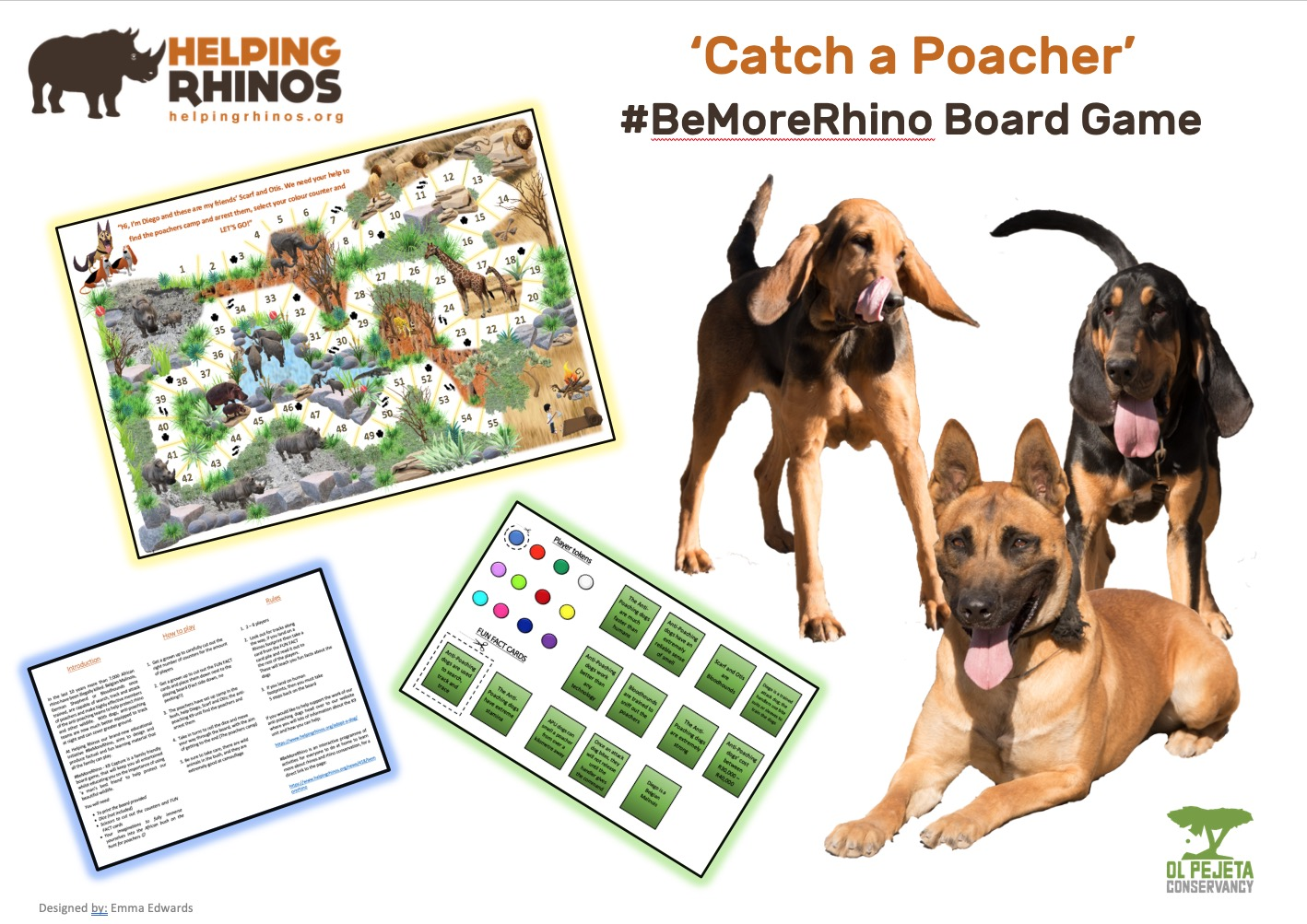BeMoreRhino-Catch-a-Poacher