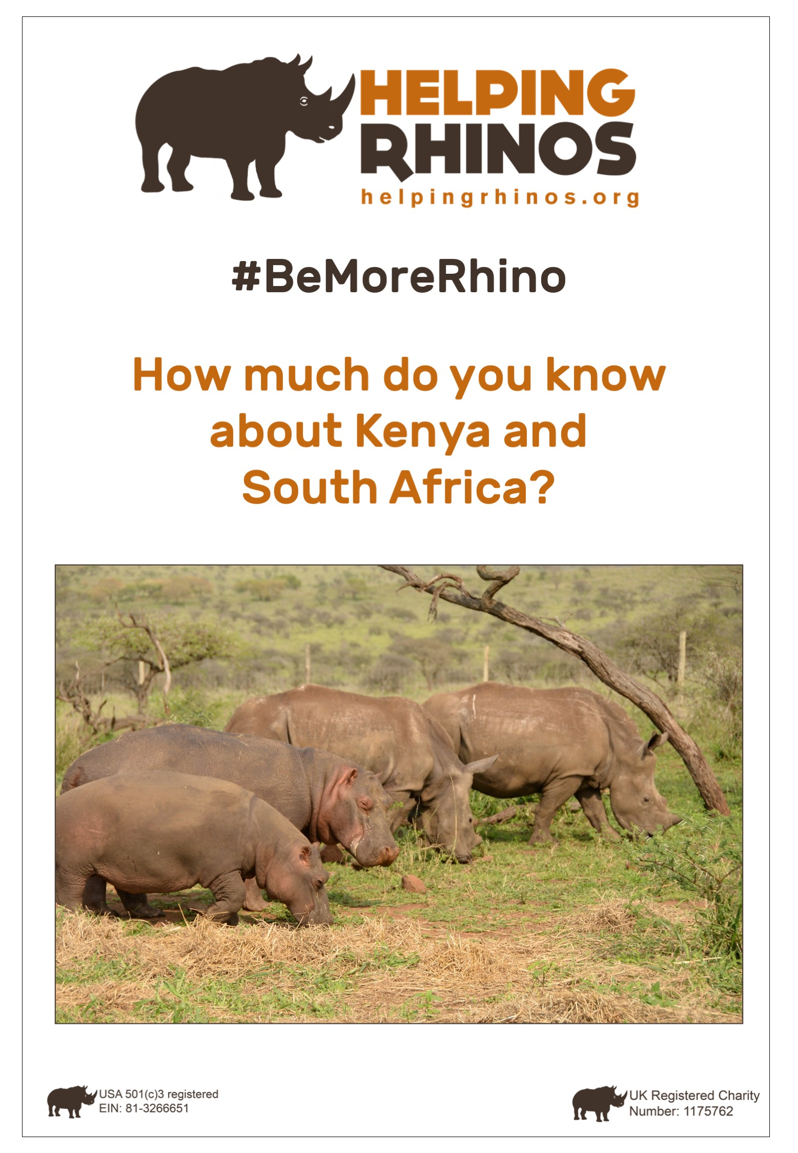 kenya-and-south-africa-fun-facts