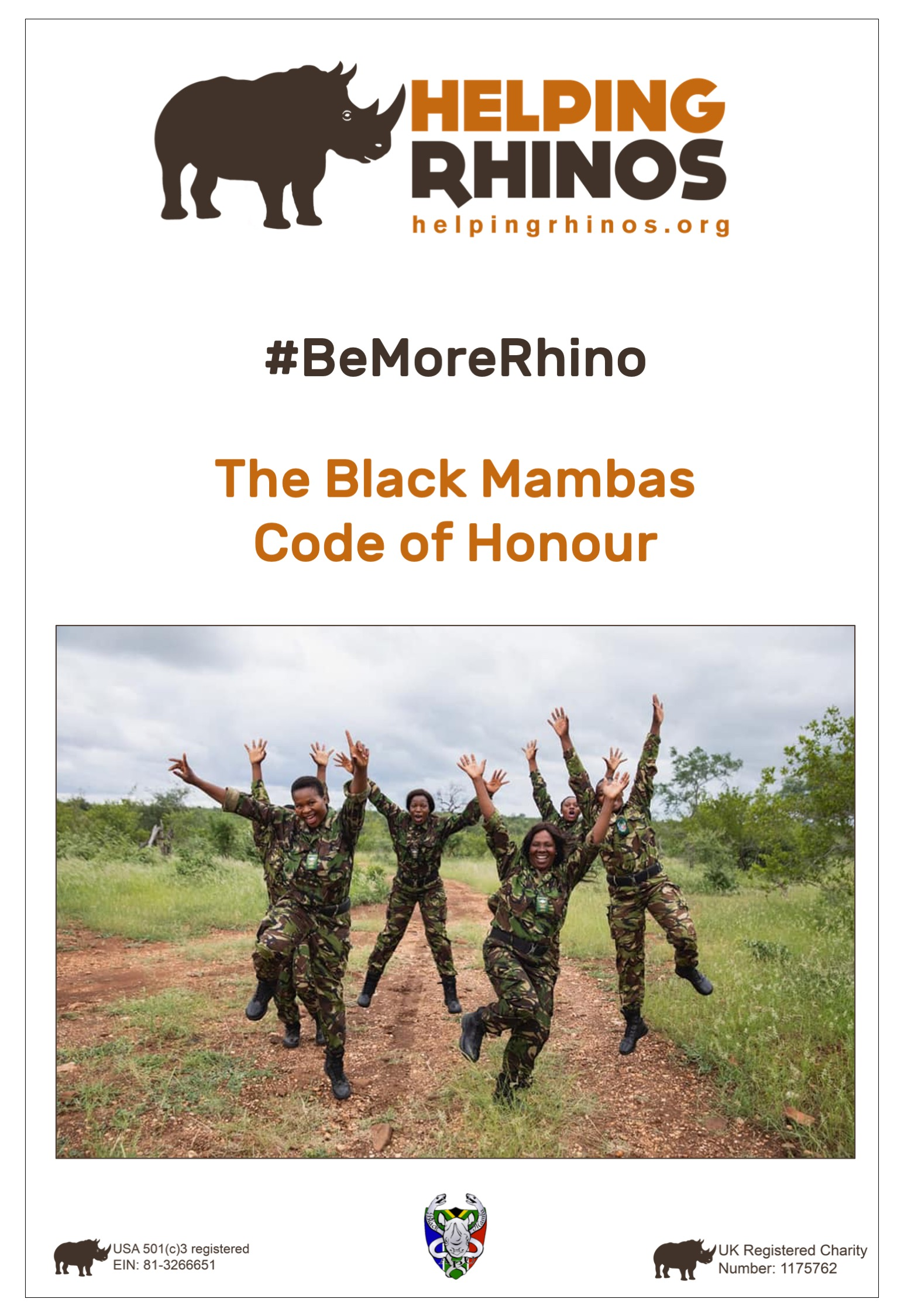 The-Black-Mambas-Code-of-Honour