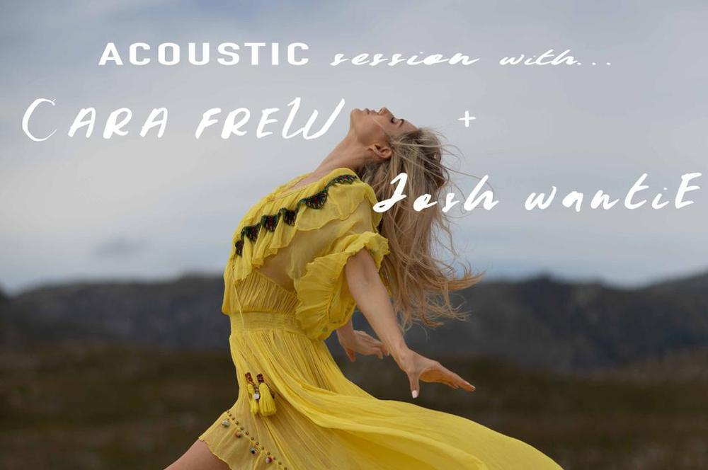 Acoustic Sessions with Cara Frew