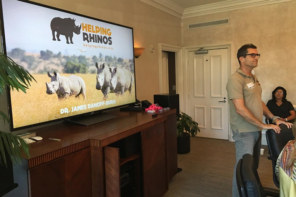 Empowering Students to Reduce Rhino Horn Demand