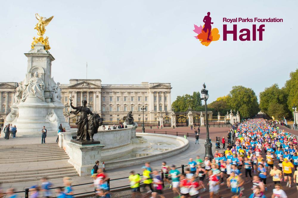 Royal Parks Half Marathon Runners Confirmed