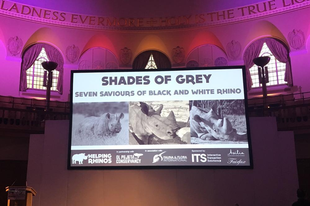 Shades of Grey - A Night to Remember