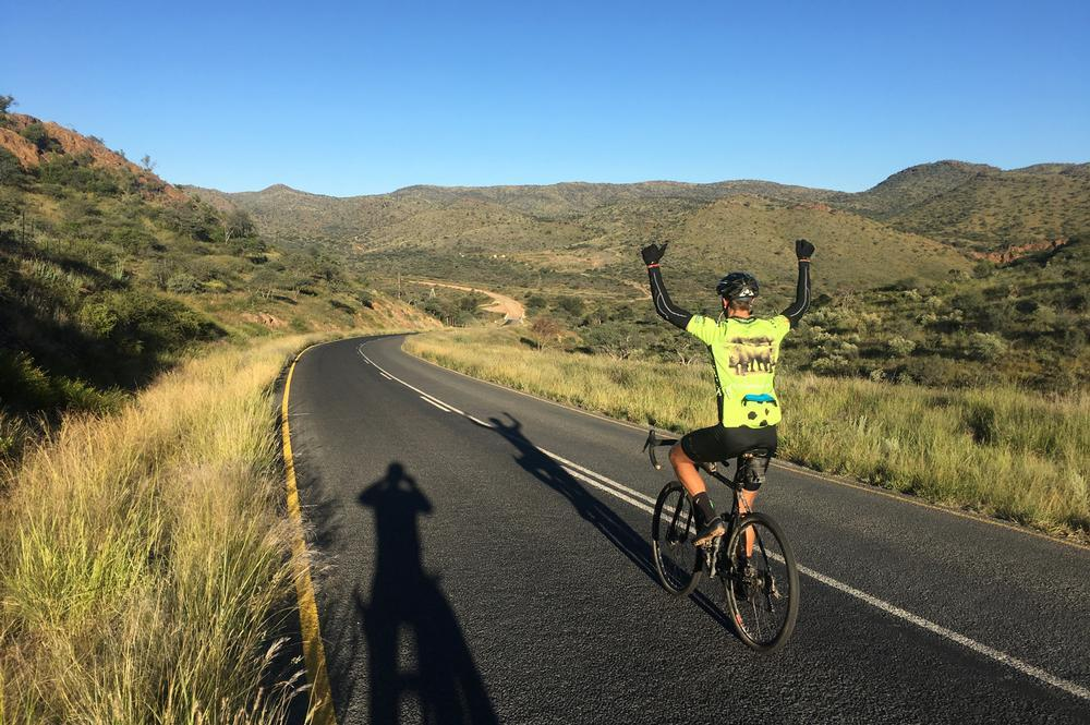 Cairo to Cape Town - One Man and a Bike