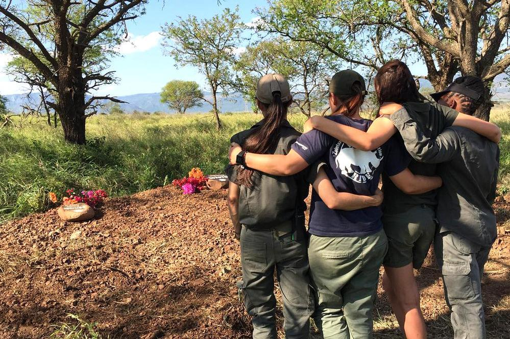 Heartbreak at the Zululand Rhino Orphanage