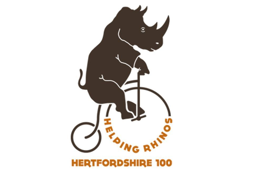 Join us for the Helping Rhinos Hertfordshire 100