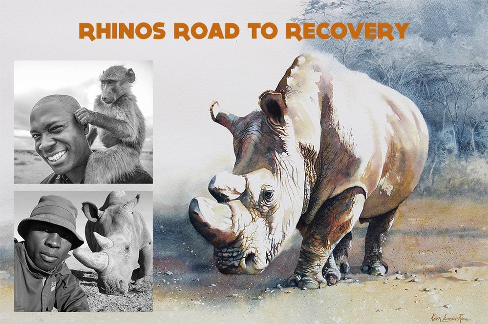 Rhinos Road to Recovery. Tickets on sale