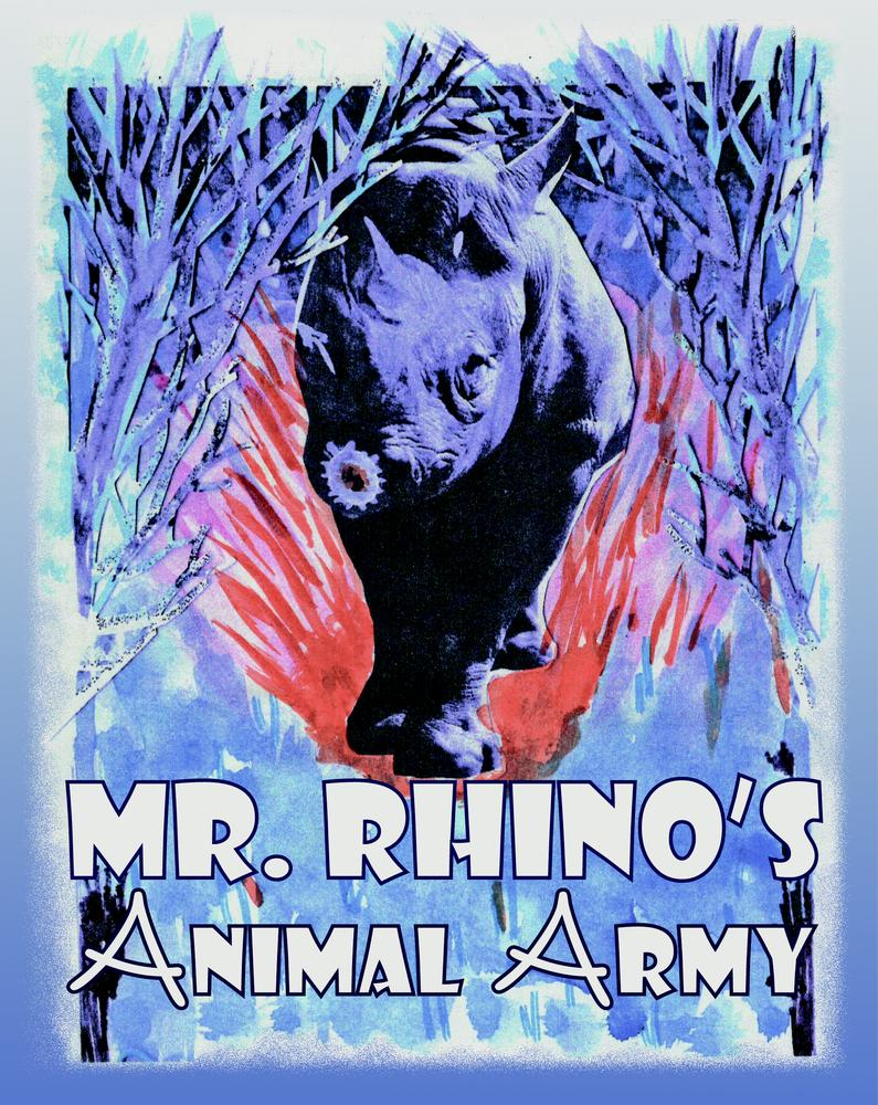 Mr Rhino's Animal Army