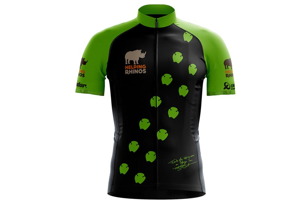 New Design Cycle Jerseys