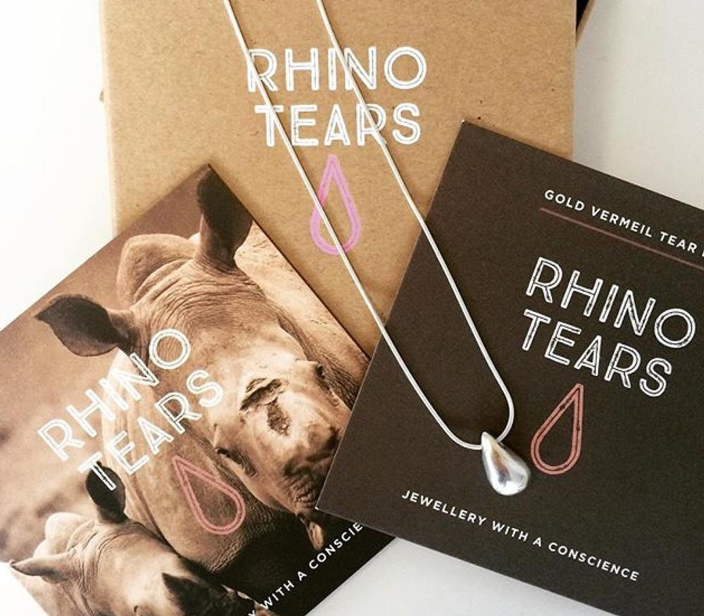Rhino Tears Jewelery